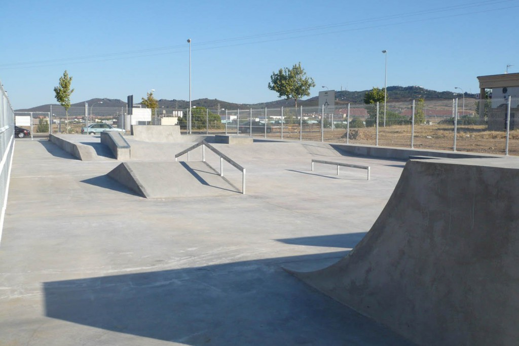 Pump Tracks y Skate Parks con Parques TroeParques