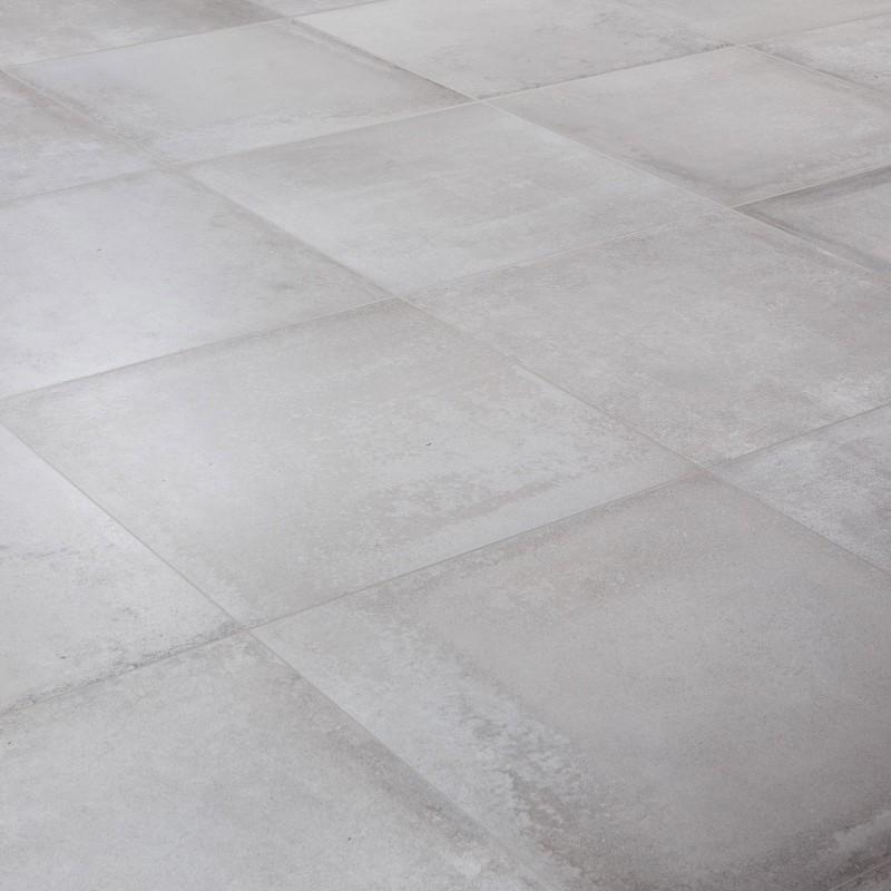Carrelage sol aspect bton Atomium Grigio 60x60 cm