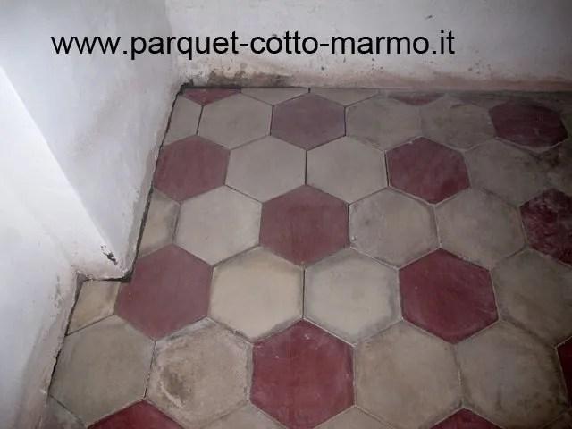 Trattamento cementine liberty  Pavimenti a Roma