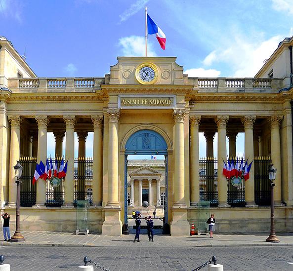 Réalisations Parquets Janod : Assemblée Nationale