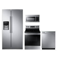 Samsung Kitchen Package Islands With Seating For 4 Piece Stainless Steel Sakitne59m4310ss