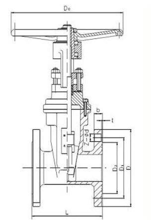 ¿Cuál es la diferencia entre la válvula de compuerta y la