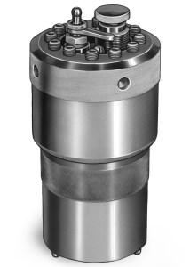 1104 High Pressure Oxygen Combustion Vessel