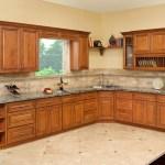 Parriott Wood Kitchen Cabinets