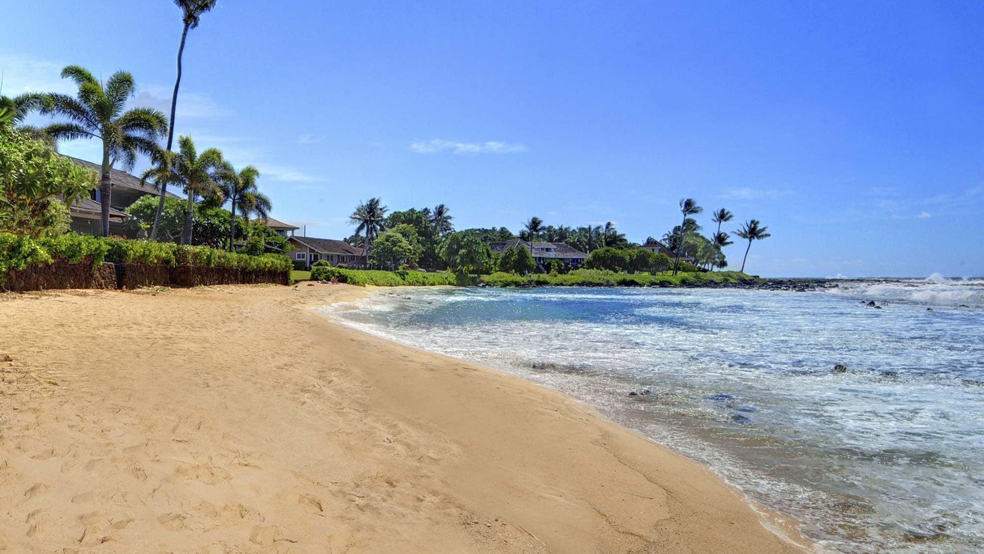 Baby Beach Is A Poipu Resort Hidden Gem