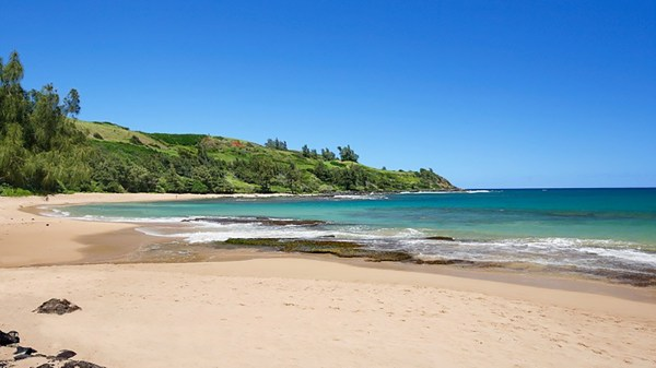 Moloa Beach Famous Gilligan' Island - Kauai Vacation Rentals