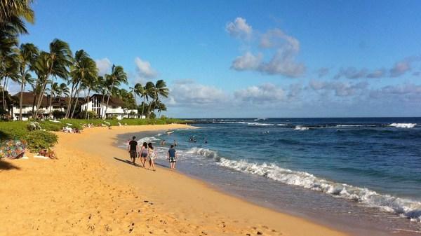 Kiahuna Beach Poipu Resort Guide Kauai Beaches