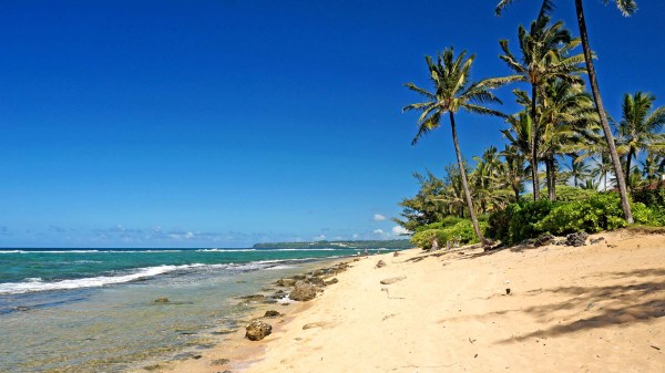Hidden Beaches Kauai Hawaii
