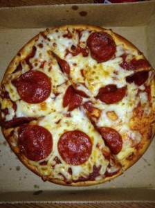 Dominos Personal Pizza
