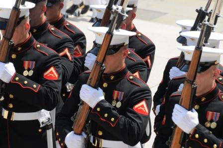 Food Near Marine Corps Recruit Depot