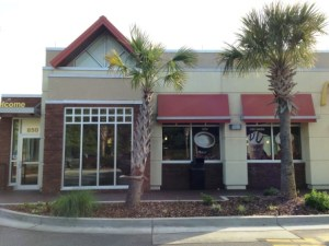 Parris Island Gateway McDonalds
