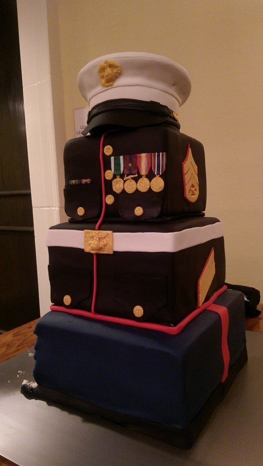 Birthday Cake Parrisisland