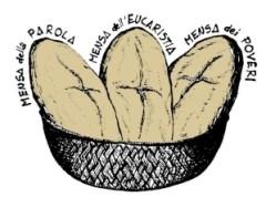 I Tre Pani, simbolo delle Case della Carità