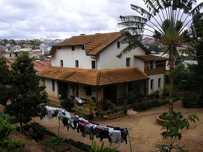 Casa della Carità di Ambalagony