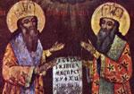 Santi Cirillo e Metodio
