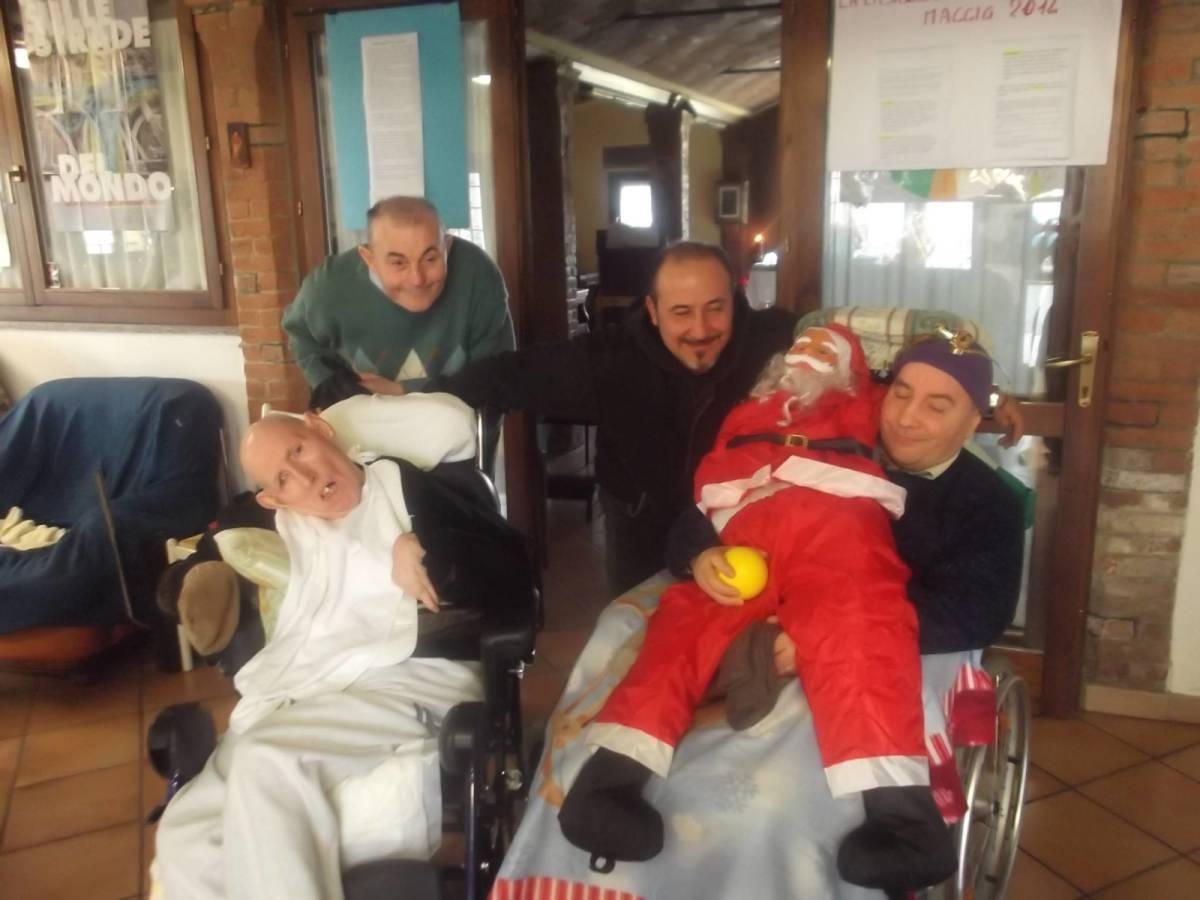 Casa della Carità di Cognento - Natale 2013