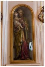 Chiesa di Viarolo - Statua di San Giuseppe