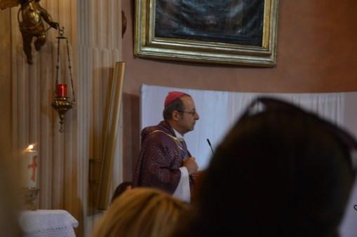 Il Vescovo Enrico a Viarolo - 26 marzo 2017