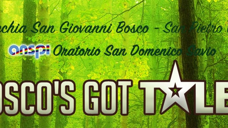 Don Bosco's got Talent 5° edizione. Iscrizioni entro il 12 Gennaio
