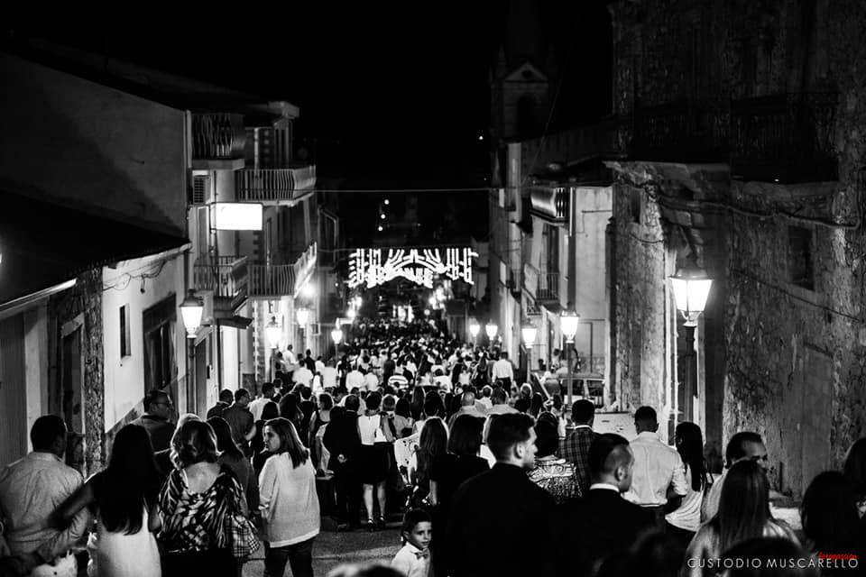 Festa della madonna 2019 - Inizio della processione