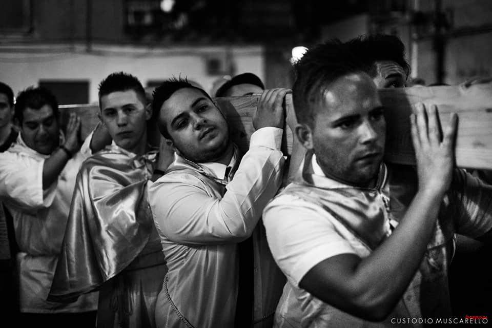 Festa della madonna 2019 - Portatori