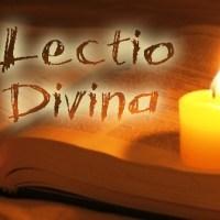 """Calendario """"LECTIO DIVINA"""" 2017-2018"""