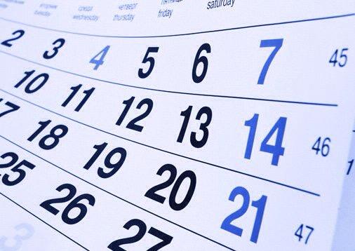 Calendario diocesano pastorale giovanile 2016-2017
