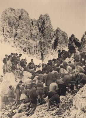 1952 campeggio Boscoverde