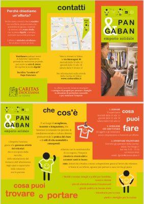 Pieghevole Pan & Gaban