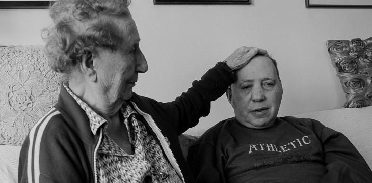 Iride e Claudio (foto di Flavia Lavezzi)
