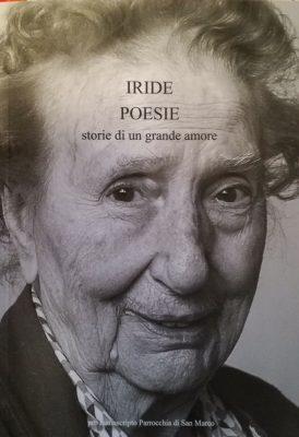 Copertina libro IRIDE POESIE