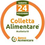 Colletta alimentare 24 novembre 2018