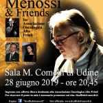 Il caffè del venerdì: serata con Menossi & Friends