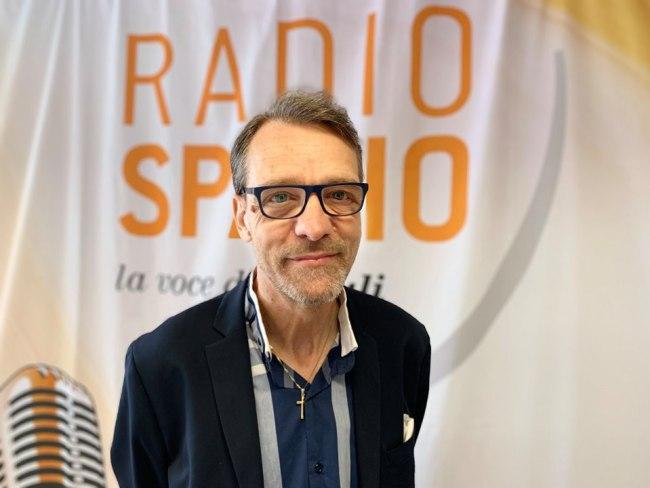 Domenico Chiapolino a Radio Spazio