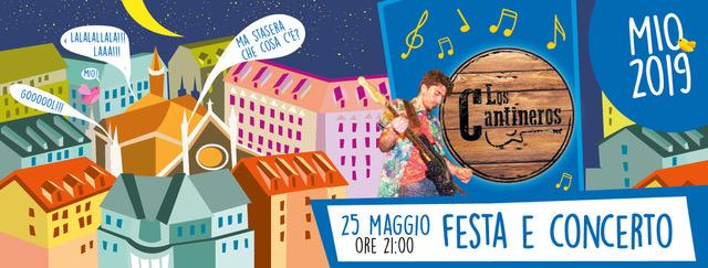 MIO 2019 – Festa e concerto