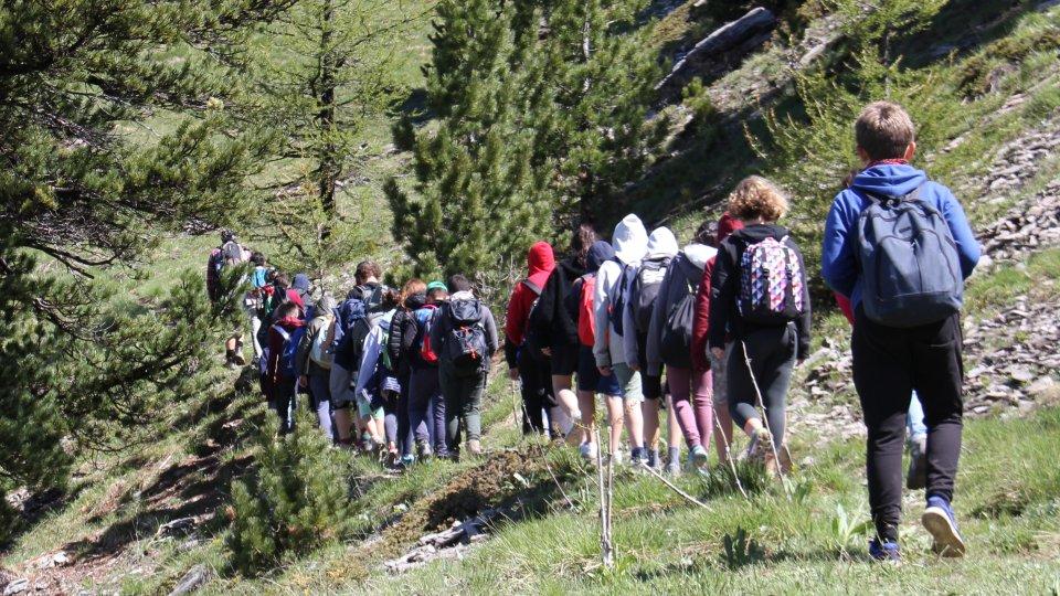 Vacanza Scuole Medie a Saint Nicolas