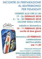 Locandina Fidanzati 2018