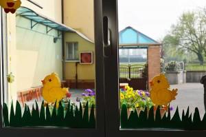 Vista giardino da aula Stelline