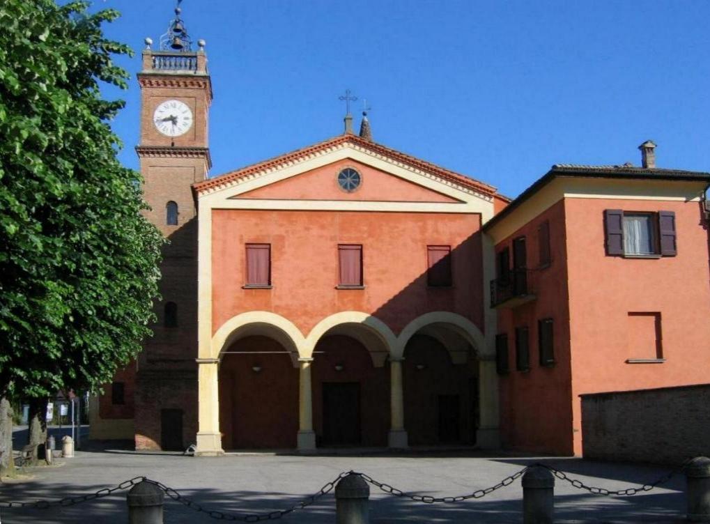 Bollettino Parrocchiale Pieve di Budrio, Mezzolara, Dugliolo, Ronchi 15 – 22 luglio