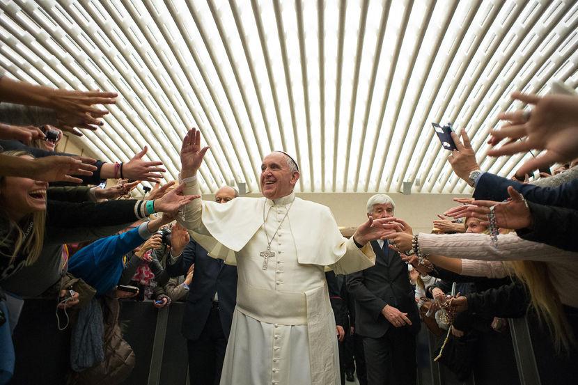Messaggio del Santo Padre per la LIV Giornata Mondiale della Pace