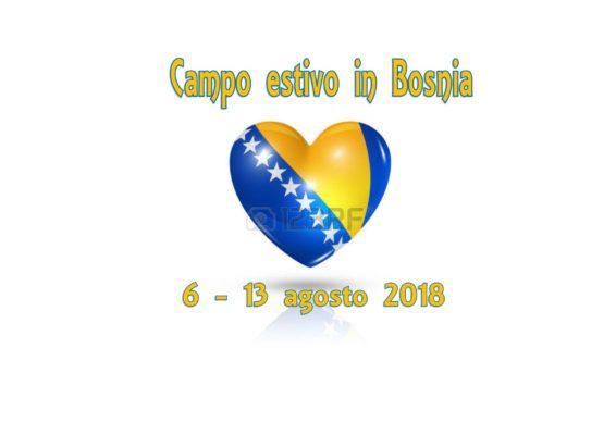 Campo in Bosnia – Agosto 2018