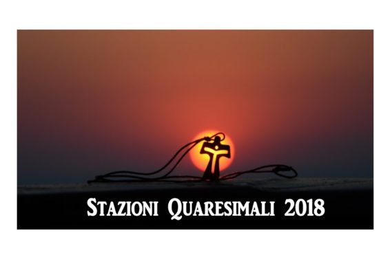 You are currently viewing Stazioni Quaresimali