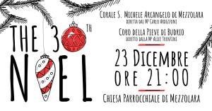 The 30th Noel – Concerto di Natale a Mezzolara