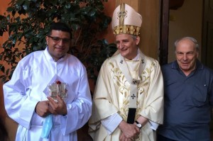 Read more about the article Helmy Ibrahim – Nuovo accolito di S.Lorenzo