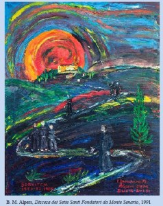 Avvisi S.Lorenzo – 14.02.21 – Solennità dei Sette Santi Fondatori