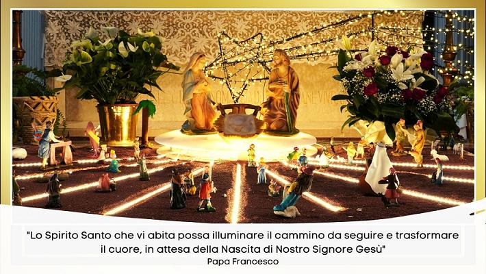 Natale del Signore – S.Lorenzo di Budrio