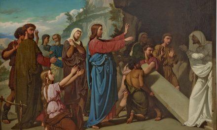 San Lázaro, su resurrección y la nuestra