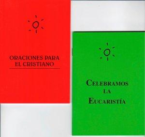 Dos libritos de apoyo a la Catequesis.WEB