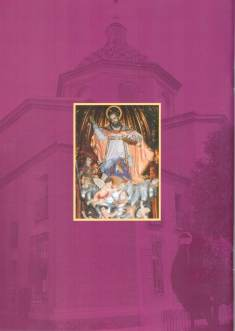 """Pulsando en esta foto se puede ver ampliada la contraportada de nuestro """"Libro de San Nicolás""""."""