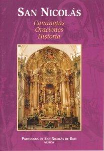 """Pulsando en esta foto se puede ver ampliada la portada de nuestro """"Libro de San Nicolás""""."""